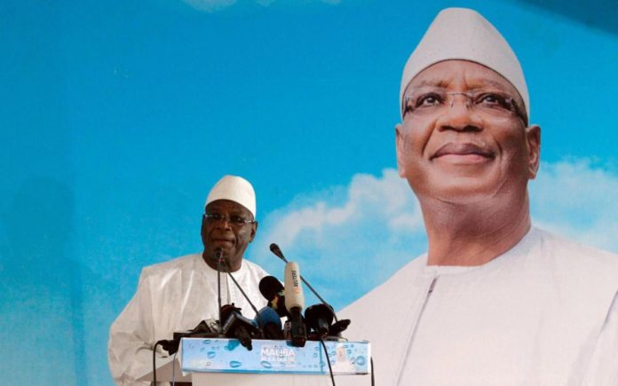 IBK toɗɗitaama hooreejo leydi Mali