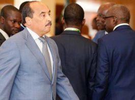 Mohamed Abdel Aziz Hooreejo leydi Muritani
